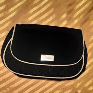 Dior Parfums makeup bag Classic New